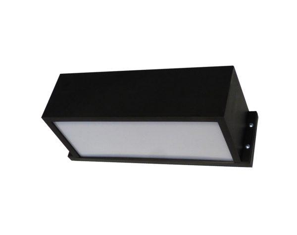 490-13-0104-Φωτιστικό τοίχου SLP-50B BLACK 13-0104