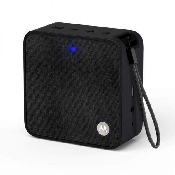 Motorola SONIC BOOST 210 BLACK Φορητό ηχείο Bluetooth με Aux-In – 6 W