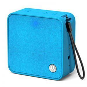 Motorola SONIC BOOST 210 BLUE Φορητό ηχείο Bluetooth με Aux-In – 6 W