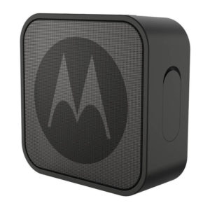 55145300-0028-Motorola SONIC BOOST 220 Black Αδιάβροχο Smart φορητό ηχείο Bluetooth με Aux-In – 3 W