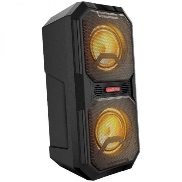 μικρόφωνο και υποδοχή για όργανο – 80 W RMS