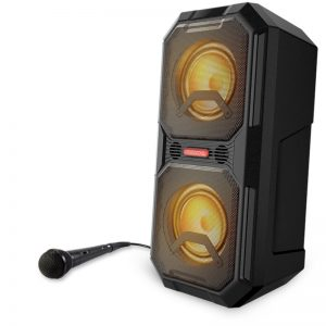 Motorola Sonic Maxx 820 Φορητό αδιάβροχο Bluetooth 5.0 karaoke party speaker με LED