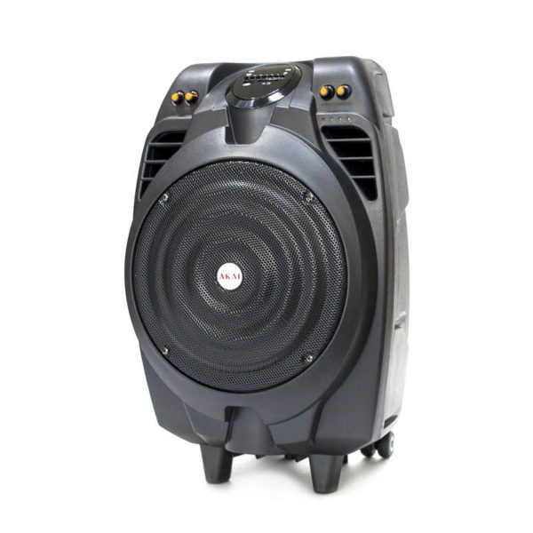 ασ. μικρόφωνο και ρόδες – 50 W RMS