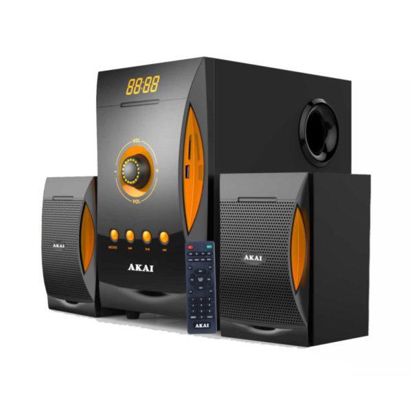55110582-0089-Akai SS032A-3515 Ηχοσύστημα 2.1 με Bluetooth