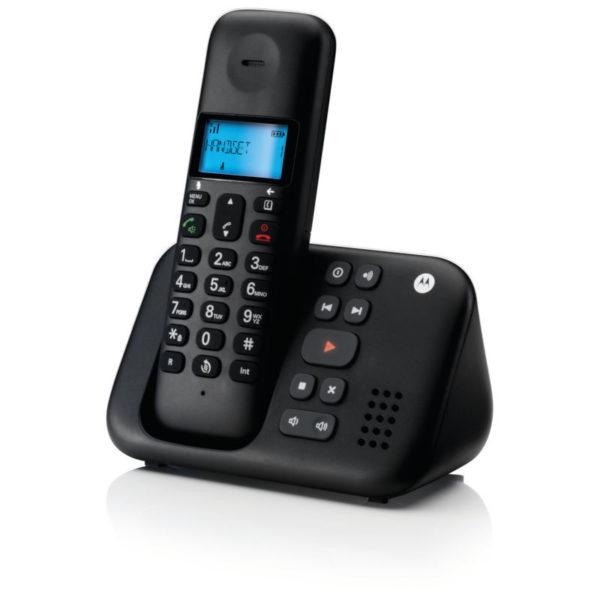 5514587-9238-Motorola T311 (Ελληνικό Μενού) Ασύρματο τηλέφωνο με τηλεφωνητή