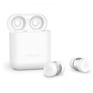 Motorola VERVE BUDS 110 White True wireless αδιάβροχα ασύρματα Bluetooth ακουστικά