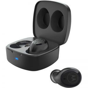 Motorola VERVE BUDS 100 Black True wireless αδιάβροχα ασύρματα Bluetooth ακουστικά
