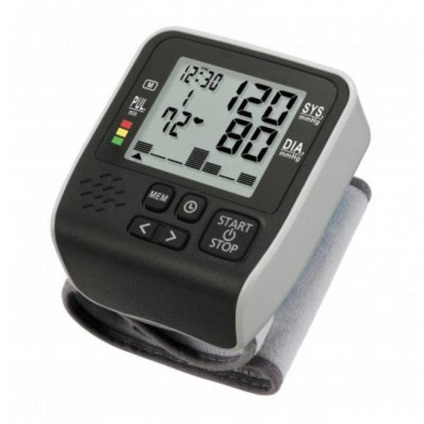 551109211-0002-Elite WBM-0454 Ψηφιακό πιεσόμετρο καρπού με οθόνη