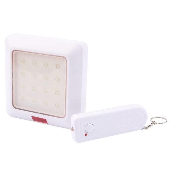 55110675-0023-Olympia WL 200 Φως με τηλεχειρισμό με 16 LED